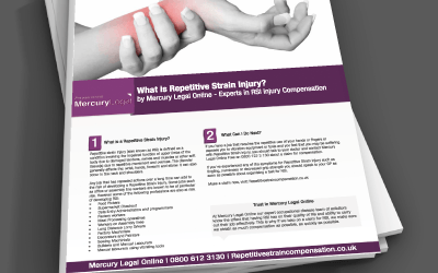 Guide to What is Repetitive Strain Injury