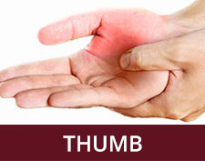 Repetitive Thumb Injury